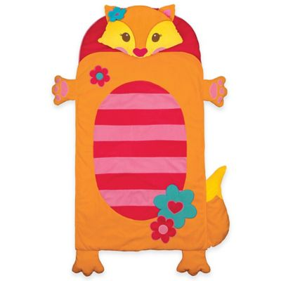 Napmats > Stephen Joseph Fox Nap Mat in Orange/Pink