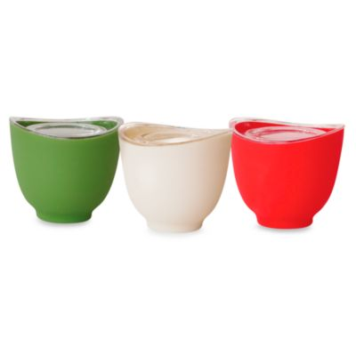 Flex-It Flexible Prep Bowl (Set of 3)