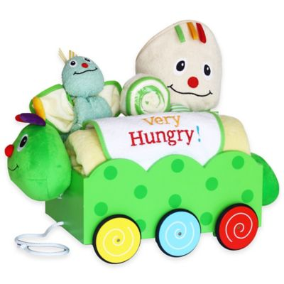 Silly Phillie® Creations Caterpillar Wagon Baby Shower Gift