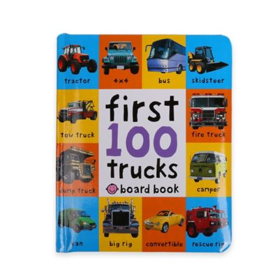 """""""First 100 Trucks"""" by Roger Priddy"""