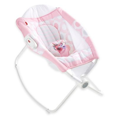 Fisher-Price® Newborn Rock 'n Play™ Sleeper in Pink Ellipse™