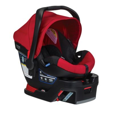BRITAX B-Safe 35 XE 2016 Infant Car Seat in Red