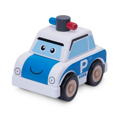 Blue Multi Police Car