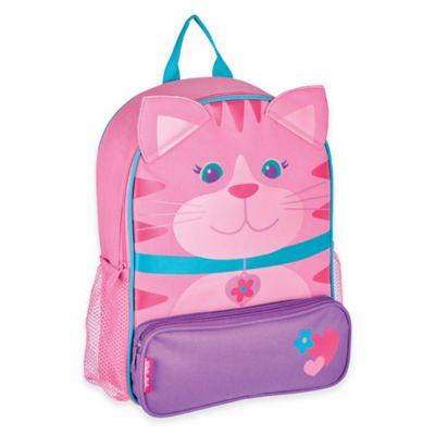 Stephen Joseph Cat Sidekick Backpack