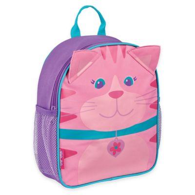 Stephen Joseph Cat Mini Sidekick Backpack