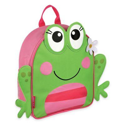 Stephen Joseph Frog Mini Sidekick Backpack