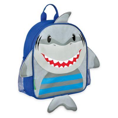 Stephen Joseph Shark Mini Sidekick Backpack