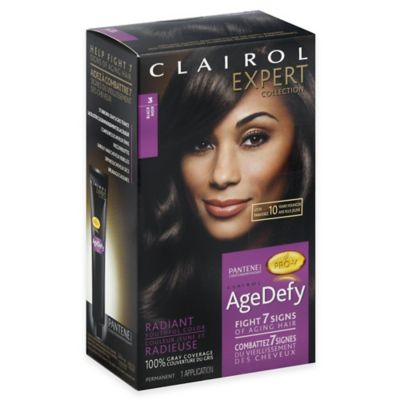Clairol® Expert Collection Age Defy Hair Color in 3 Black