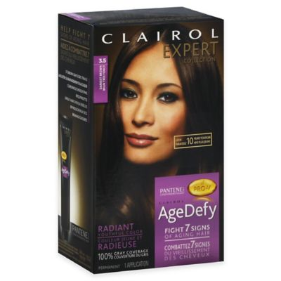 Clairol® Expert Collection Age Defy Hair Color in 3.5 Darkest Brown