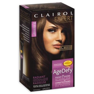Clairol® Expert Collection Age Defy Hair Color in 5A Medium Ash Brown