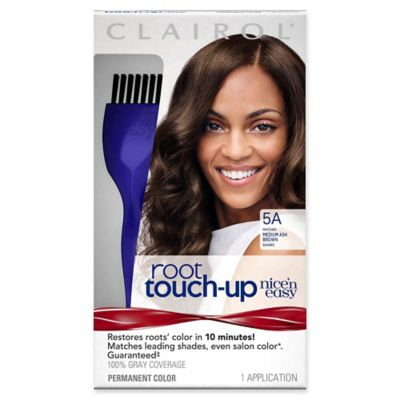 Clairol® Nice'n Easy Root Touch-Up Permanent Hair Color in 5A Medium Ash Brown