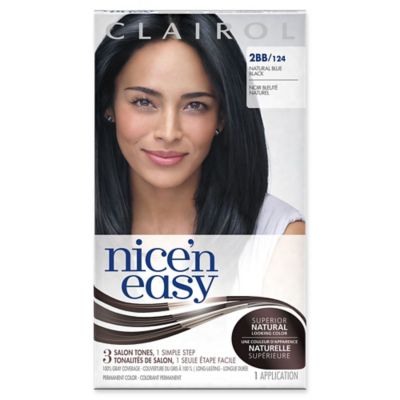Clariol® Nice'n Easy Permanent Hair Color in 2BB/24 Natural Blue Black