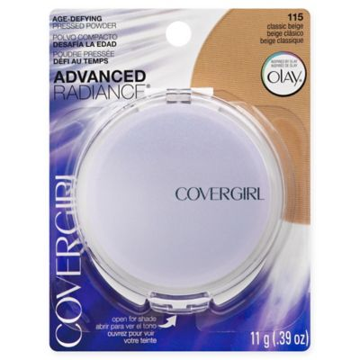 CoverGirl® Advanced Radiance Age-Defying Pressed Powder in Classic Beige