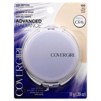 CoverGirl® Advanced Radiance Age-Defying Pressed Powder in Ivory