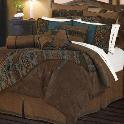 HiEnd Accents Del Rio 5-Piece King Comforter Set