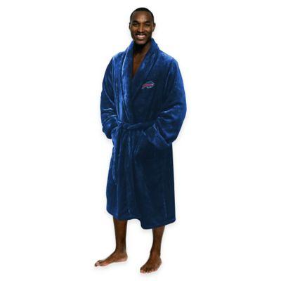 NFL Buffalo Bills Men's Large/X-Large Silk Touch Bath Robe
