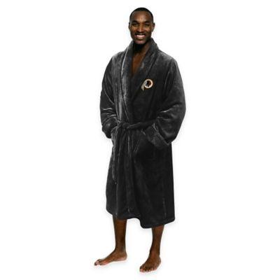 NFL Washington Redskins Men's Large/X-Large Silk Touch Bath Robe