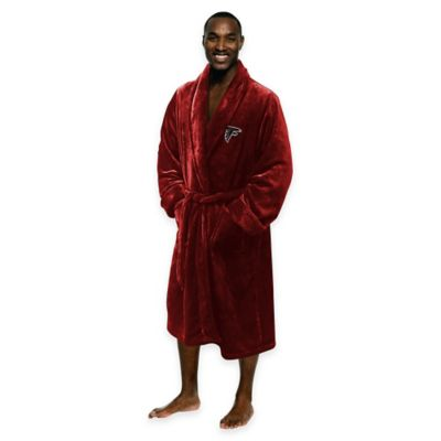 NFL Atlanta Falcons Men's Large/X-Large Silk Touch Bath Robe