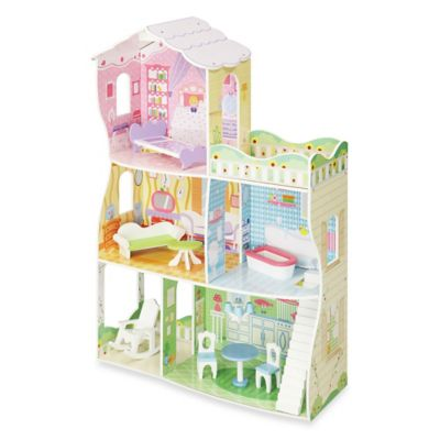 Joanne's Mansion Dollhouse