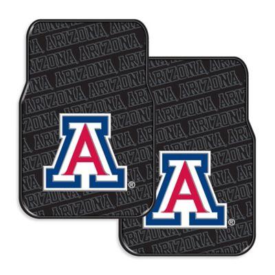 University of Arizona Rubber Car Floor Mats