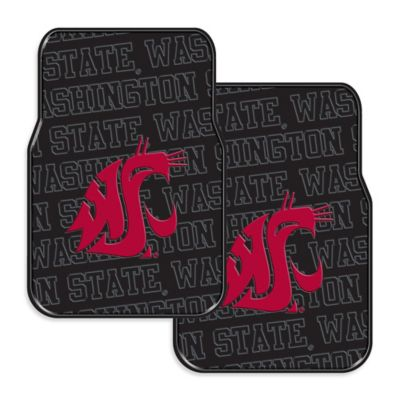 College Car Floor Mats