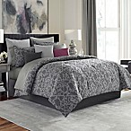Manor Hill® Cortlandt Queen Comforter Set in Grey