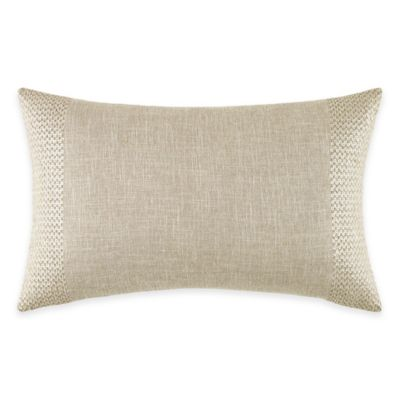 Manor Hill® Verona Sequin Breakfast Throw Pillow in Natural
