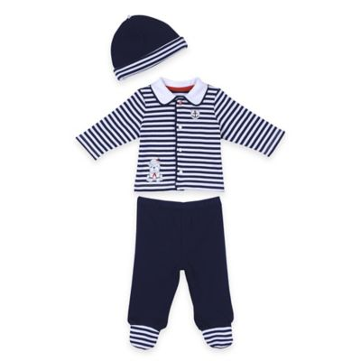 Little Me Pant and Hat Set
