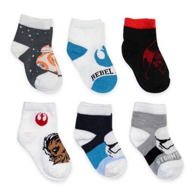 Assorted Quarter Socks