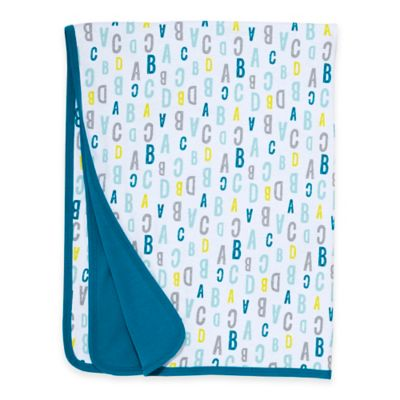 SKIP*HOP® ABC-123 Welcome Blanket in Blue