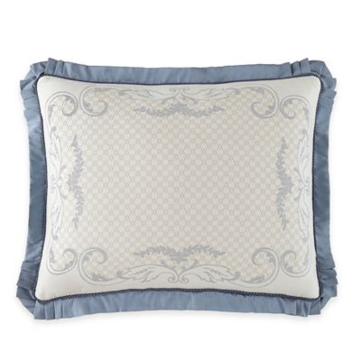 Waterford® Linens Folie King Pillow Sham in Beige