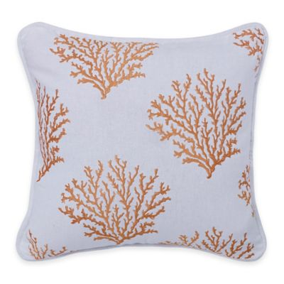 Saffron Throw Pillows