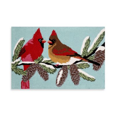 Cardinal Outdoor Christmas Decorations