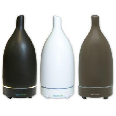 SpaRoom® Essentials UltraMist® Ceramic Diffuser in Black