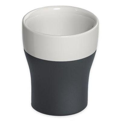 Magisso Self-Cooling Shot Glasses in Black/White (Set of 4)