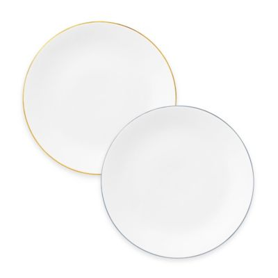 B by Brandie™ Briton Charger Plate in Gold