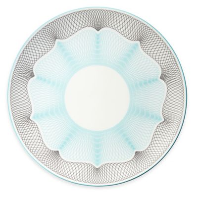 B by Brandie™ Channing Charger Plate in Turquoise/Black