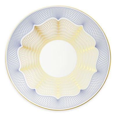 B by Brandie™ Channing Charger Plate in Navy/Gold