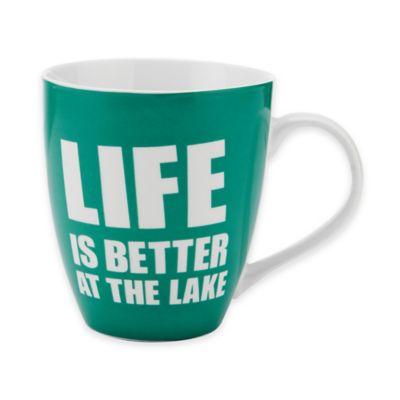Life is Better Coffee Mugs