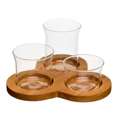 Glass Serving Bowl Sets