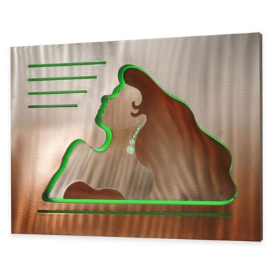 Glamour Electric Lighted Wall Art