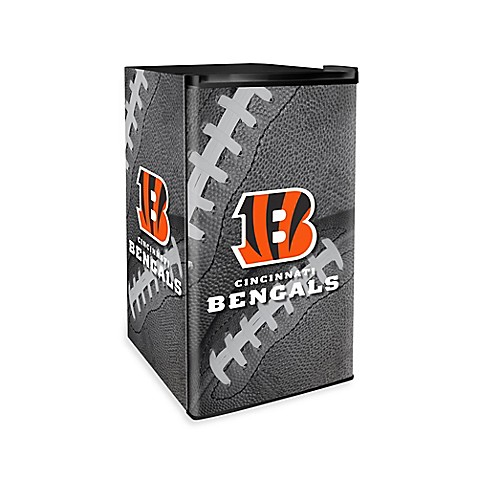Countertop Height Fridge : NFL Cincinnati Bengals Countertop Height Refrigerator ...