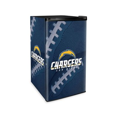 Countertop Height Fridge : NFL San Diego Chargers Countertop Height Refrigerator