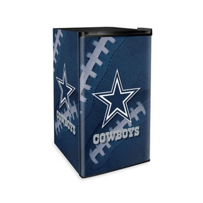 NFL Dallas Cowboys Countertop Height Refrigerator