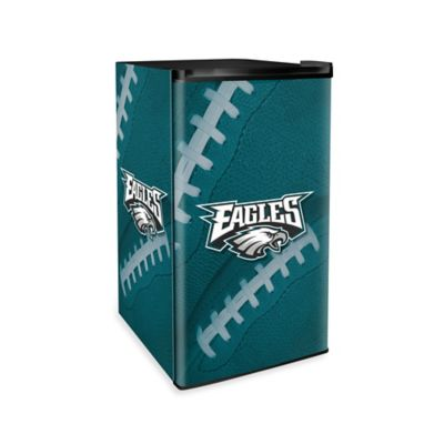 NFL Philadelphia Eagles Countertop Height Refrigerator