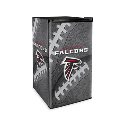 NFL Atlanta Falcons Countertop Height Refrigerator