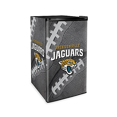 Countertop Height Fridge : NFL Jacksonville Jaguars Countertop Height Refrigerator - www ...