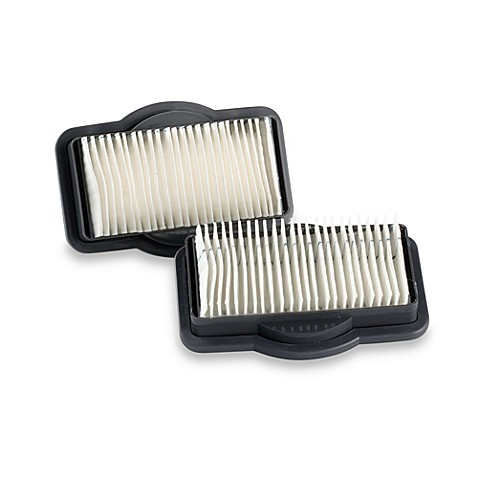 Dirt Devil® 2-Pack Broom Vac Replacement Filters
