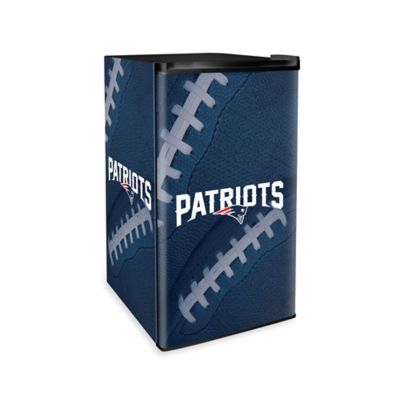 NFL New England Patriots Countertop Height Refrigerator