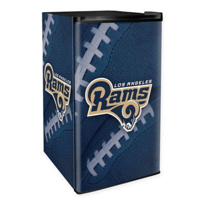 NFL St. Louis Rams Countertop Height Refrigerator
